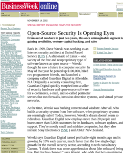businessweek security opening eyes