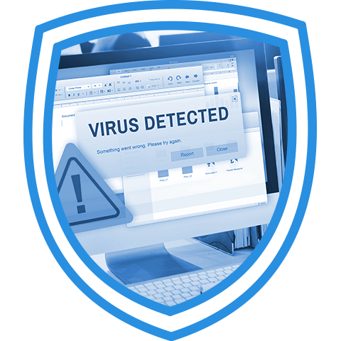 blue480 virusdetected