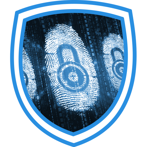 shield blue PNG480 fingerprints