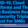 COVID-19, Cloud, and Our New Business Reality